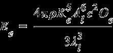 Electron Energy Derivation Wave Constants