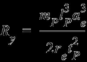 Rydberg unit of energy