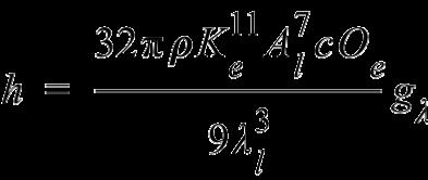 Planck Constant Wave Constant Form